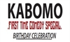 KABOMO FIRST TIME COMEDY SPECIAL