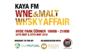 KayaFM Wine and Malt Whisky Affair