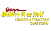 Ripley's Believe It Or Not! Summer Attraction, Cape Town