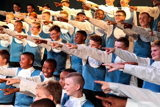 Drakensberg Boys Choir Weekly Concerts