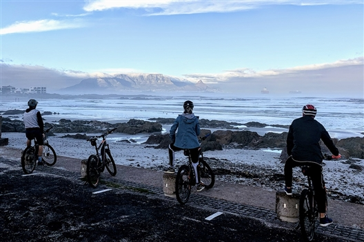 Table Bay Coastal Ebike Tour