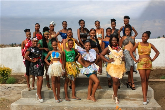 Mr and Miss Polokwane Region and talent show
