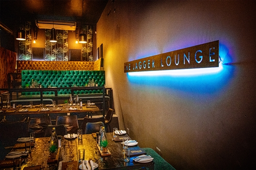 The Jagger Lounge