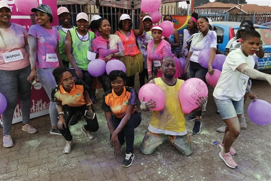 Vaalithon Women In Colour 5 km Fun Run