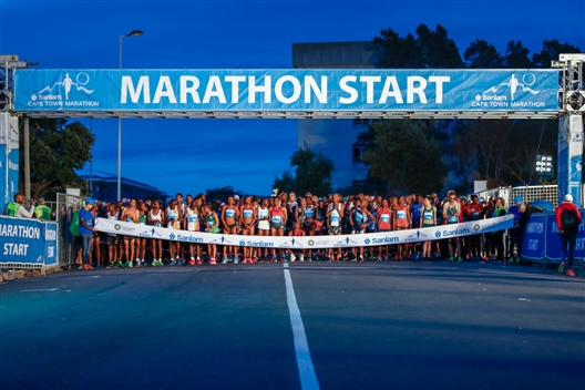 SANLAM CAPE TOWN MARATHON EVENTS