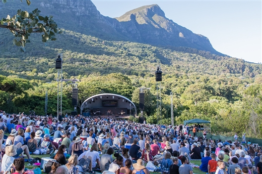 Kirstenbosch Summer Sunset Concerts 2019-2020