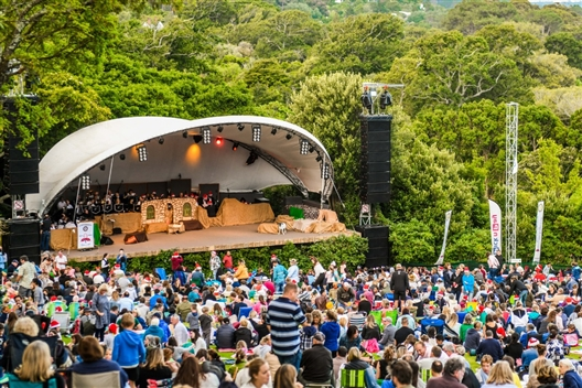 Cape Town Carols at Kirstenbosch