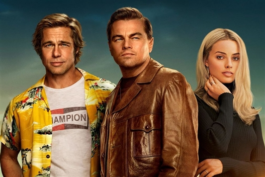 ONCE UPON A TIME IN HOLLYWOOD (18DLV)