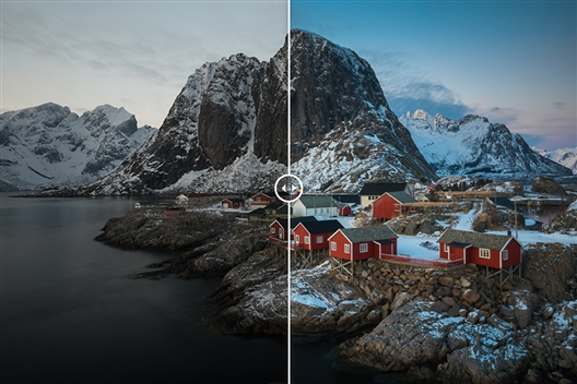 Editing Tips & Tricks for Landscape Photographers