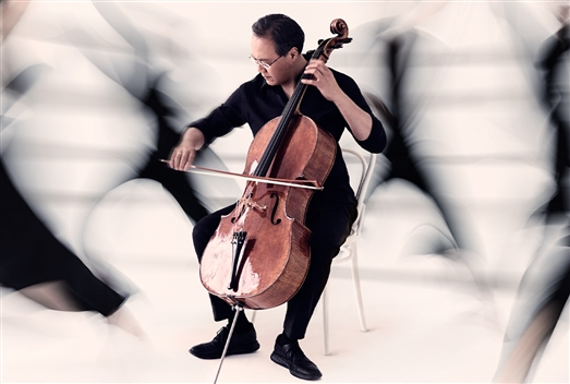 Yo-Yo Ma : The Bach Project