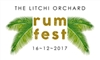 The Litchi Orchard Rum Fest 2017